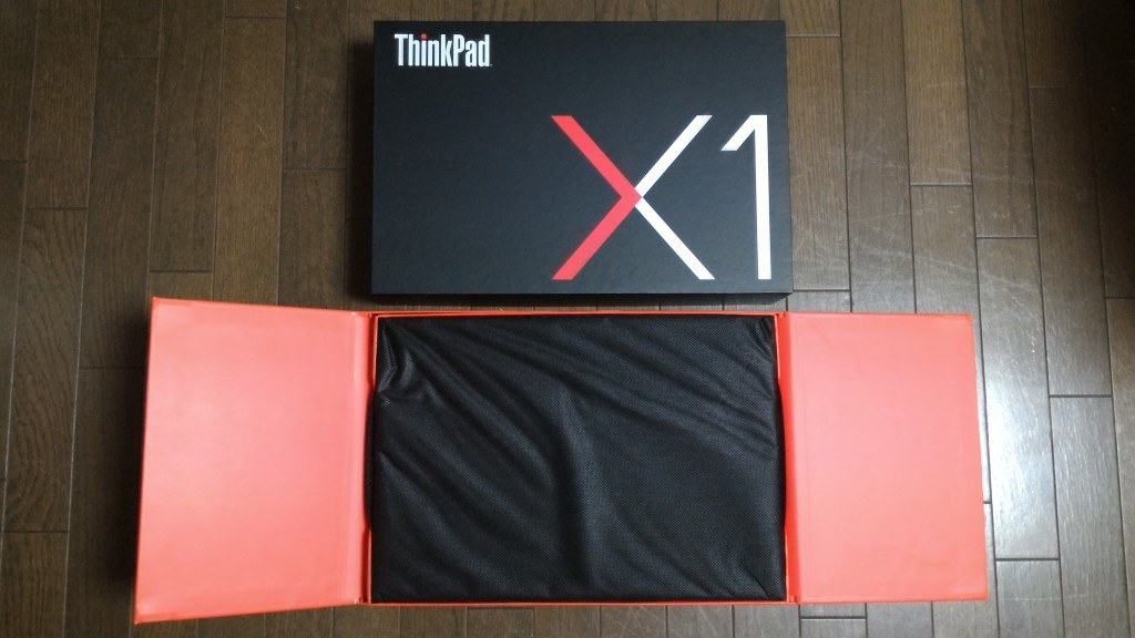 Thinkpad X1 Carbonの性能とレビュー